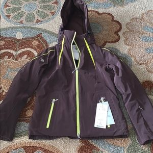 NWT BEAUTIFUL WOMEN'S DESCENTE SKI JACKET